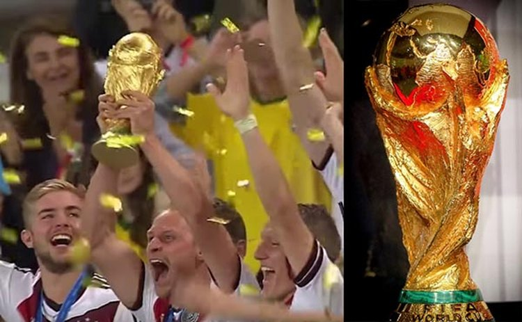 FIFA World Cup Trophy Is Made of 11 Pounds of 18-Karat Gold Worth $168,000