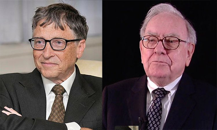 Warren Buffett Tried to Convince Bill Gates to Buy a $370 Million Engagement Ring