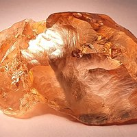 Alrosa Unveils Massive 236-Carat Fancy Intense Yellow-Brown Diamond
