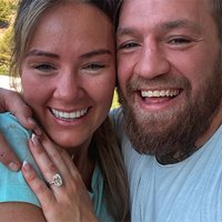 Emerald-Cut Diamond Engagement Ring Exposes World-Class Brawler's Sensitive Side