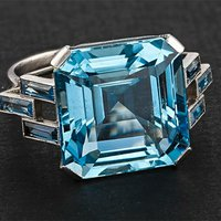 Hey, March Babies! The Cool, Blue Aquamarine Is Your Official Birthstone